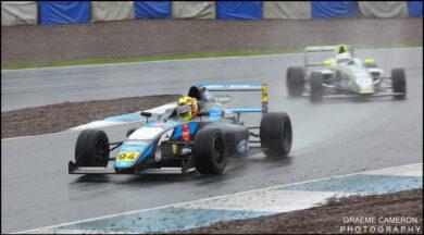 British F4 Championship Knockhill