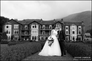 Lake District Hotels Wedding Photographer