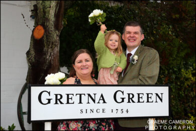 Professional Photographer Gretna Green