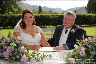 Professional Wedding Photographer Cumbria