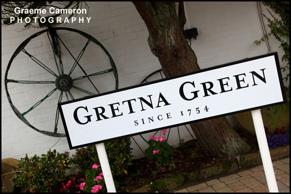 Professional Photographer Gretna Green
