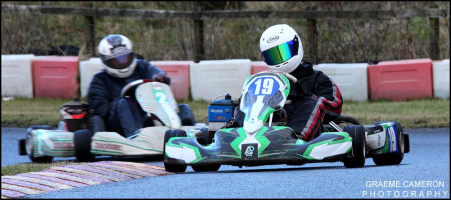 Practice Rowrah Karting