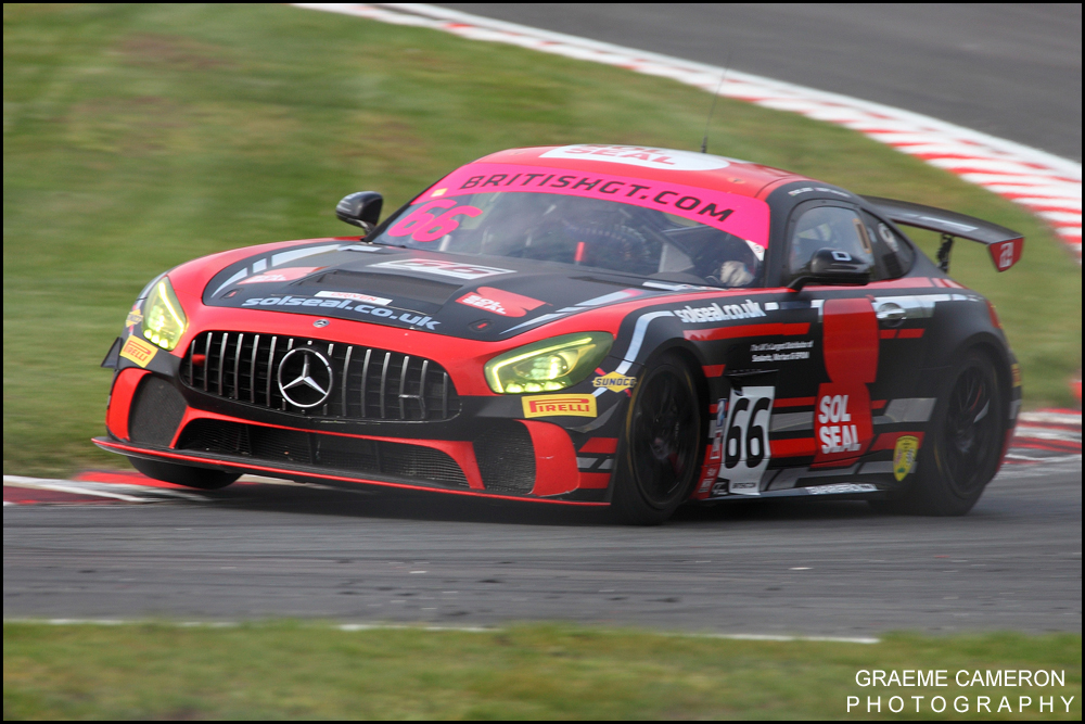 Team Parker Racing GT4