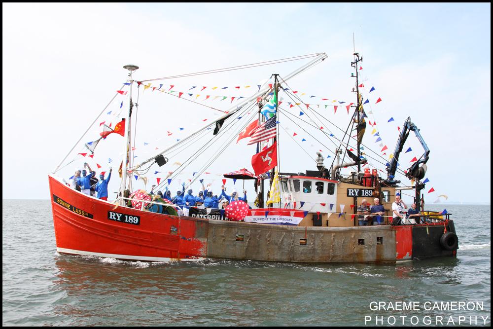 Bonny Lass Trawler