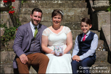 Wedding Photographer Broughton Craggs