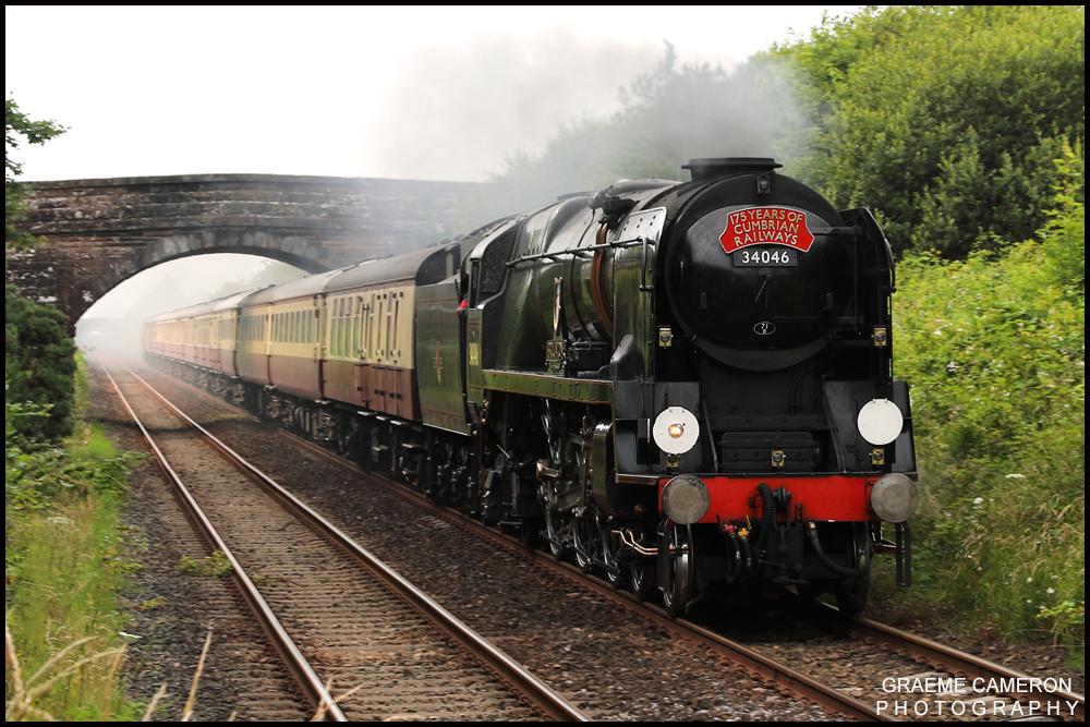 Braunton Steam Train