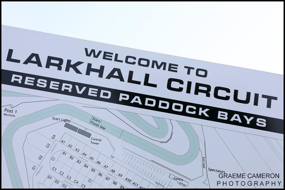 Larkhall karting circuit